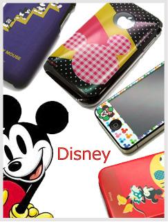 DisneyIphoneカバー特集